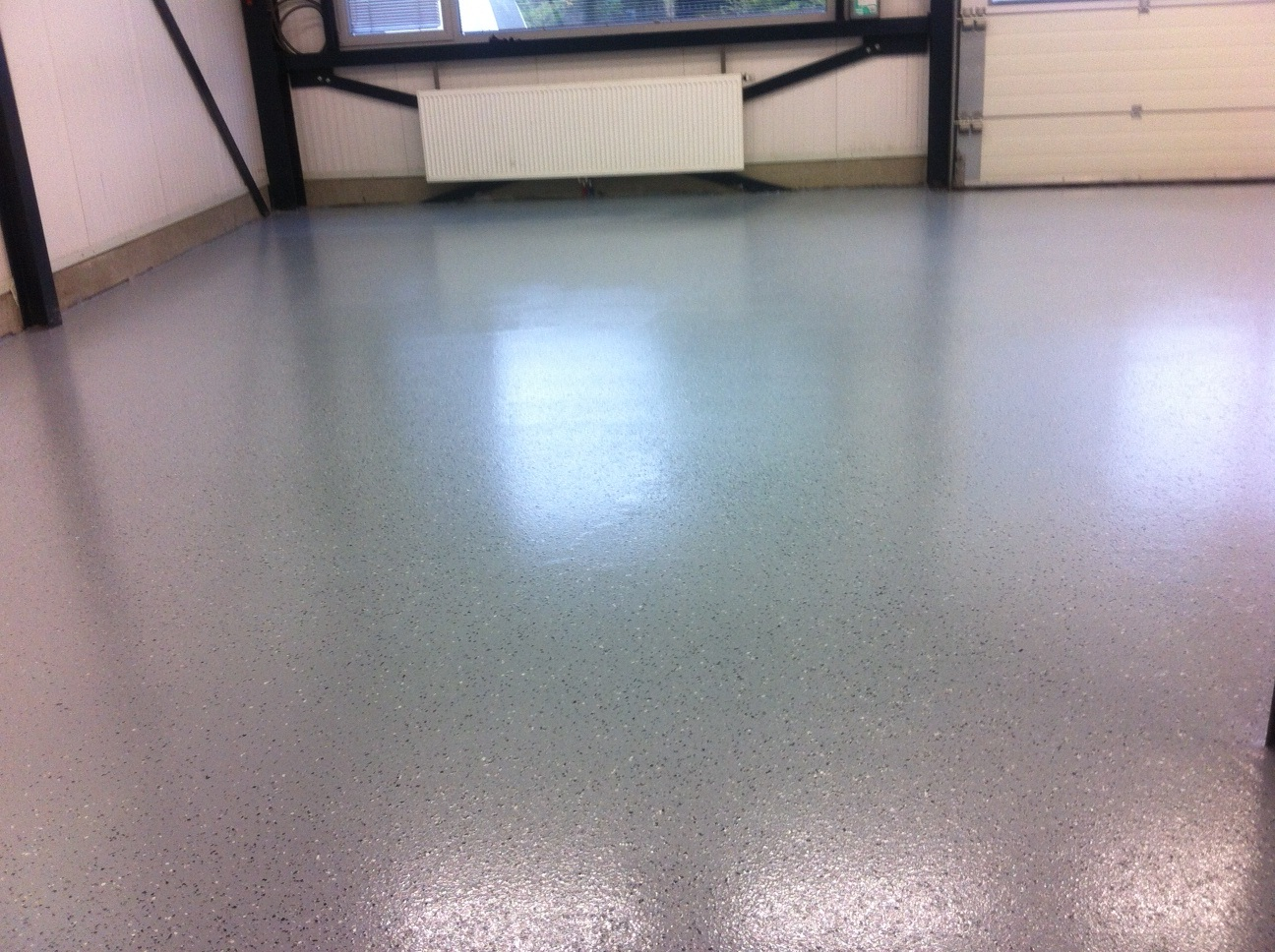 Coating vloeren epoxy polyurethaan p u u barefoot floors